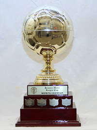 The Jacques Moon Memorial League Cup